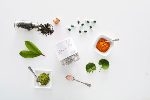 Skin Antioxidant lifestyle